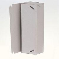 """Skládací krabice ze strojní lepenky """"šatonka"""" 340x130x80 mm"""