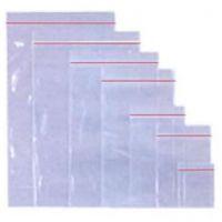 Zipové sáčky zip-bag (100ks) 8x12 cm