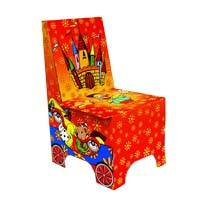 Židlička z kartonu